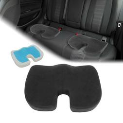 Cooling Gel Office Coccyx Orthopedic Memory Foam Seat Chair