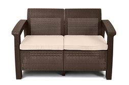 corfu love seat weather patio