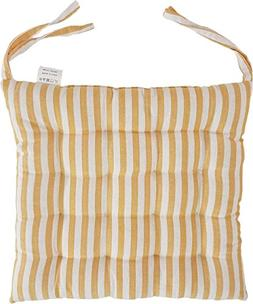 "Melange 100% Cotton Square 16"" x 16"" Chair Cushions, Set of"