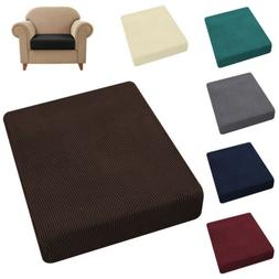ANMINY Couch Chair Sofa Seat Cushion Cover Soft Waffle Patte