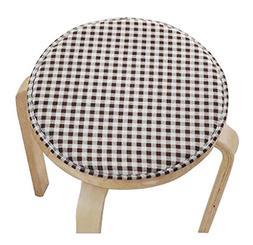 Creative Round Stool Cushion Warm Sponge Pad Bar Stool Mat C