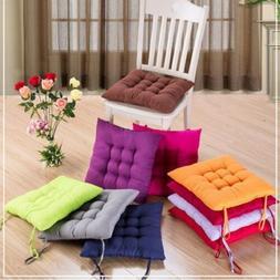 Cushion Chair Seat Ties Outdoor Garden Indoor Office Dining