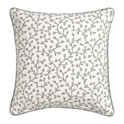 "Ikea Cushion cover, gray, white 20x20 "" , 18214.5817.418"