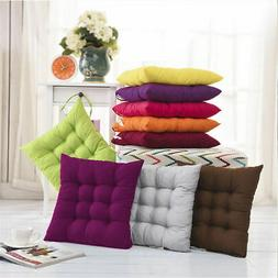 Cushion Seat Pads Chair Dining Garden Patio Office Chair Tie