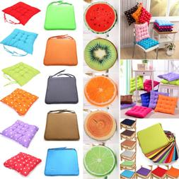 Cushion Seat Pads Indoor Home Dining Kitchen Office Chair Ti