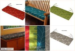 Custom Bench / Window Seat Cushion, indoor/outdoor SUNBRELLA