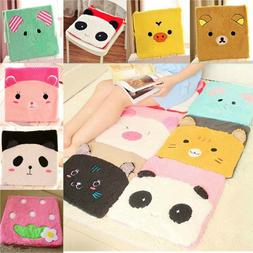 CUTE SOFT ANIMAL  SEAT CUSHION FOR YOUR CHAIR PILLOW