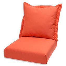deep seating cushion back