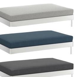 delaktig cover for seat cushion sofa hillard