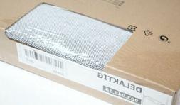 Ikea DELAKTIG Cover for Sofa Seat Cushion Tallmyra White Bla