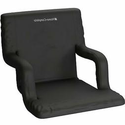 Deluxe Wide Stadium Seats Chairs for Bleachers or Benches -