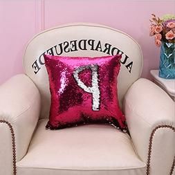 Diy Creativity Color-changing Letter Pillowcase - 26 Alphabe