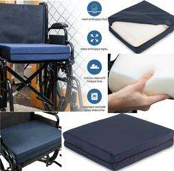 DMI Polyfoam Wheelchair Seat Cushion, Standard Foam Seat Cus