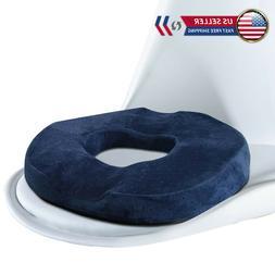 Donut Seat Cushion Pillow Memory Foam Hemorrhoid Tailbone Po