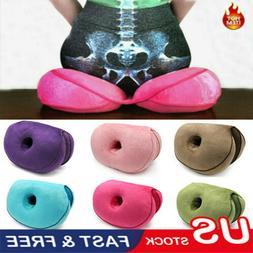 Dual Super Elastic Comfort Cushion Lift Hips Up Seat Cushion
