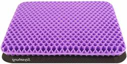 egg gel seat cushion double thick gel