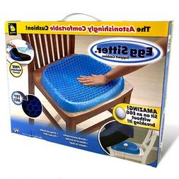 BulbHead Egg Sitter Seat Cushion with Non-Slip Cover, Breath