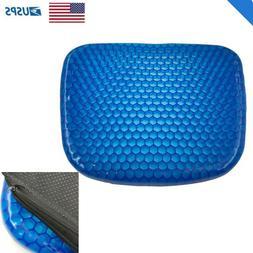 Egg Sitting Gel Soft Cushion Honeycomb Seat Pillow Pad sit