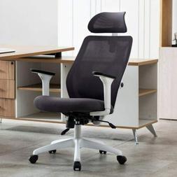 Ergonomic Office Mesh Swivel Chair High-Back Heavy Duty Comp