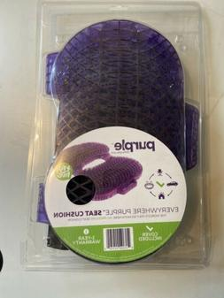 The Everywhere Purple Seat Cushion - Damaged Packaging But C