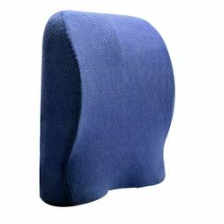 FA- Memory Cotton Seat Chair Lumbar Back Protection Cushion
