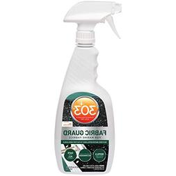 303  Fabric Guard, Upholstery Protector, Water and Stain Rep