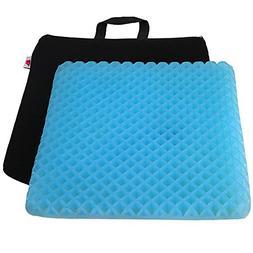 FOMI Premium Firm All Gel Orthopedic Seat Cushion Pad  for C