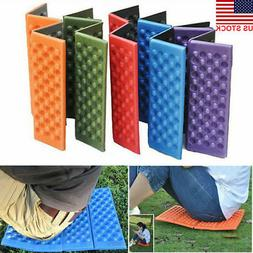 Foldable Outdoor Sports Cushion Seat Mat Bag Foam Sitting Pa