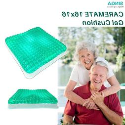 Gel Cushion Seat for Wheelchair Office Truck Comfort Pad Pre