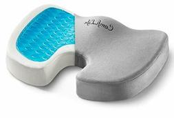 ComfiLife Gel Enhanced Seat Cushion Non Slip Orthopedic Memo