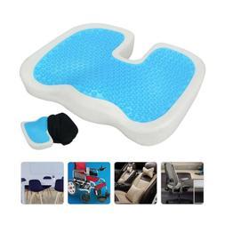Egg Sitting Gel Flex Pillow Seat Cushion Honeycomb Non-Slip