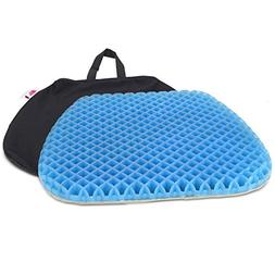 FOMI Premium All Gel Orthopedic Seat Cushion Pad for Car, Of