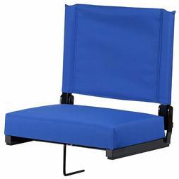Grandstand Seat Cushion Chair Football Baseball Camping Comf