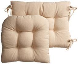 Klear Vu Gripper Jumbo Saturn Rocking Chair Cushion Set Natu