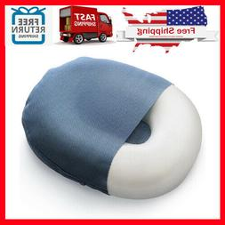 Hemorrhoid Cushion Donut Seat Lower Back Pain Pillow Tailbon
