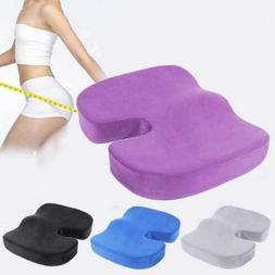 High Quality Coccyx Orthopedic Memory Foam Seat Cushion For