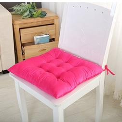 Home Office Kitchen Patio Chair Seat Pad Cushion Mat Cover