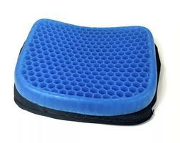 honeycomb gel flex cushion seat sitter pillow