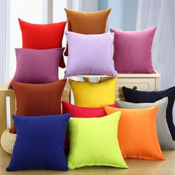 hot sale polyester solid color plain yellow green coffee red