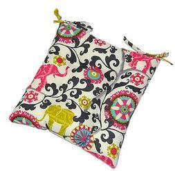 in outdoor foam seat cushion boho pink