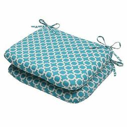 Pillow Perfect Indoor/Outdoor Hockley Rounded Seat Cushion,