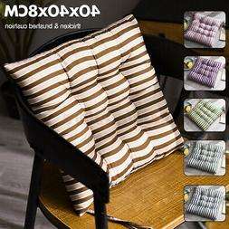 Indoor Outdoor Dining Garden Soft Chair Seat Pad Cushion Hom
