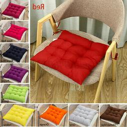 Indoor Outdoor Soft Chair Seat Cushion Pad Mat Garden Dining