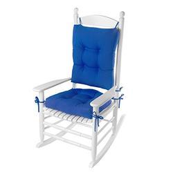 Klear Vu Indoor/Outdoor Rocking Chair Pad Set, Cushion seat