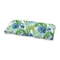 Pillow Perfect Outdoor/Indoor Soleil Wicker Loveseat Cushion