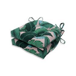 Pillow Perfect Indoor/Outdoor Swaying Palms Capri Reversible