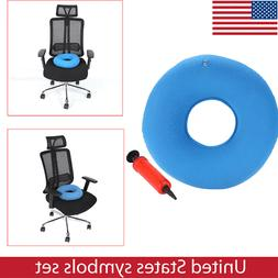 Inflatable Rubber Round Seat Cushion Medical Hemorrhoid Pill