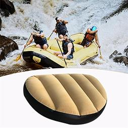Inflatable Seat Cushion Boating Camping Fishing Rowing Canoe