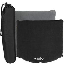 Inflatable Seat Cushion by Vive - Comfortable Wheel Chair, T