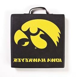 Iowa Hawkeyes NCAA Bleacher Seat Cushion 14 x 14 x 2 Sold Ma